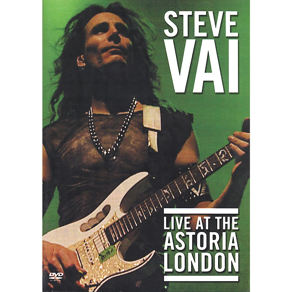 Favored Nations Steve Vai: Live At The Astoria London (Dvd) 1274034474865