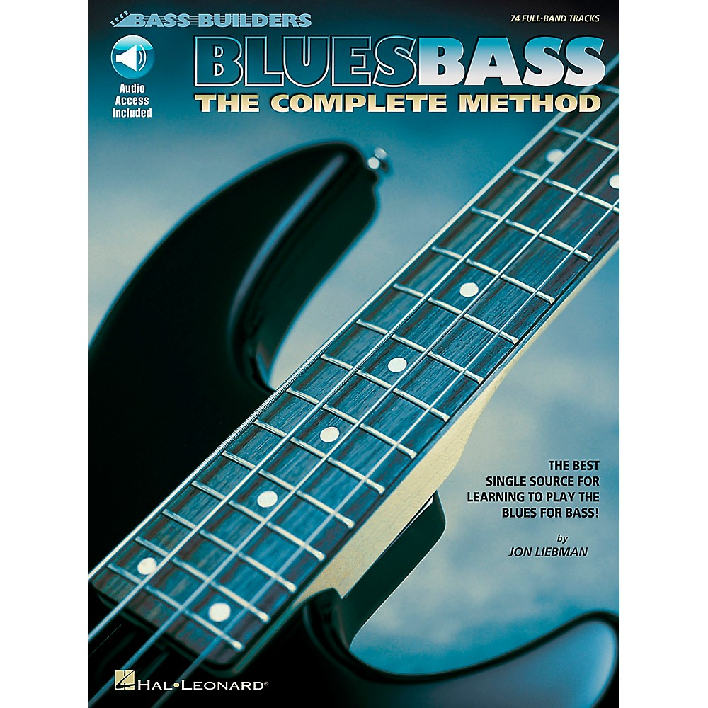 Hal Leonard Blues Bass (Book/Cd) 1274034475159