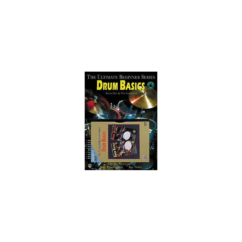 Alfred Ubs Blues Drum Basics Megapak (Book/Dvd/Cd) 1273887985087