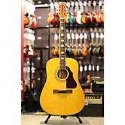 Silvertone 955 V/N Acoustic Guitar