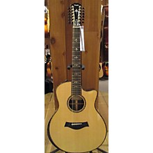 Taylor 956CE 12 String Acoustic Electric Guitar
