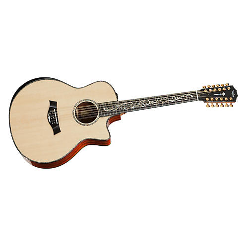 Taylor 956ce Rosewood Grand Symphony 12-String Acoustic-Electric Guitar Natural