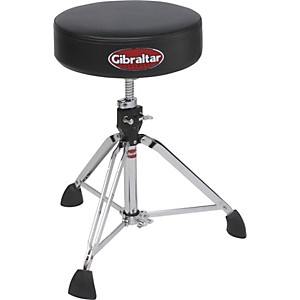 Gibraltar 9600 Series Round Vinyl Drum Throne by Gibraltar