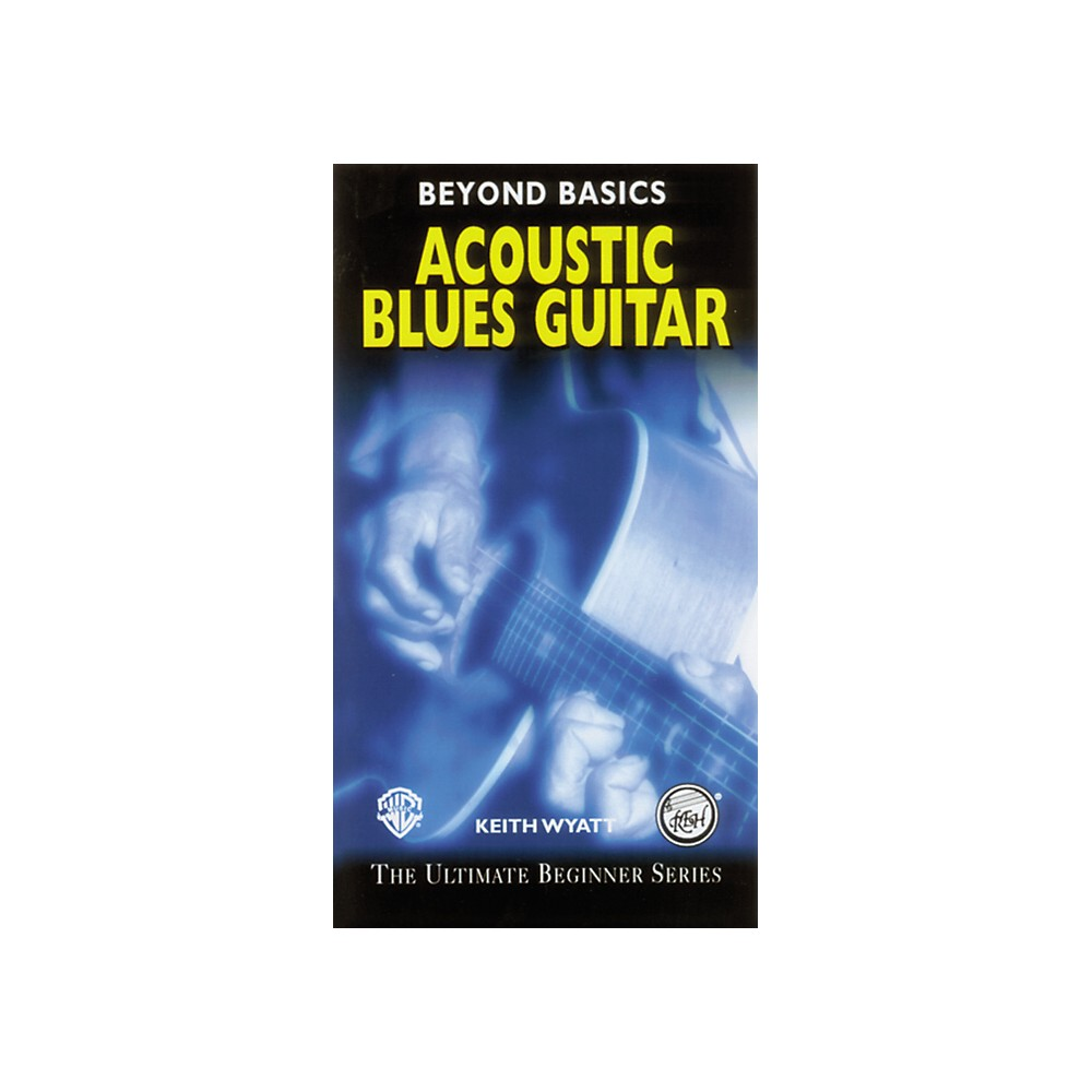 Alfred Beyond Basics Acoustic Blues Guitar Video 1273887985353