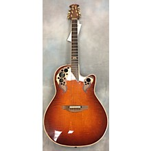 Ovation 98 COLLECTORS SERIES Acoustic Electric Guitar