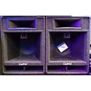 Carvin 980-h (PAIR) Unpowered Speaker