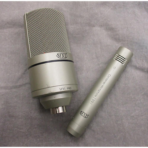 MXL 990/991 Recording Microphone Pack-thumbnail