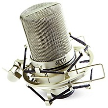 MXL 990 Condenser Microphone with Shockmount Level 1
