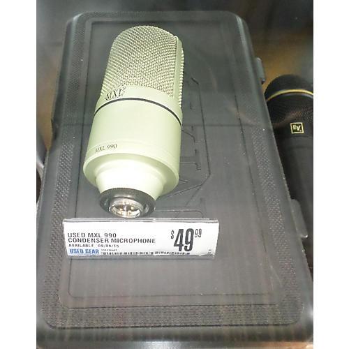 MXL 990 Condenser Microphone