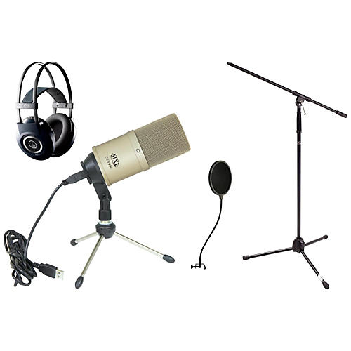 MXL 990 USB Mic Kit