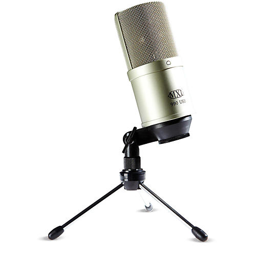 MXL 990 USB Powered Condenser Microphone-thumbnail