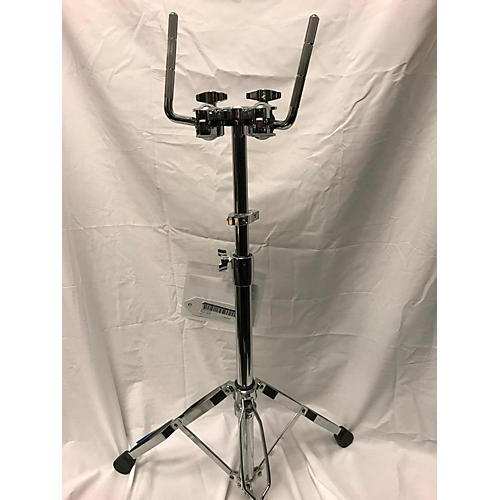 DW 9900 Heavy-Duty Double Tom Stand Percussion Stand-thumbnail