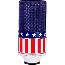MXL 990s Patriot Limited Edition Condenser Microphone