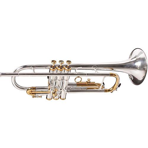 Kanstul 991 Series Bb Trumpet 991-2 Silver