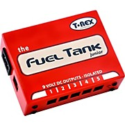 T-Rex Engineering 9V Fuel Tank Junior Guitar Effects Pedal Power Supply