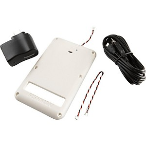 Fishman 9V Rechargeable Battery Pack for Strat White by Fishman