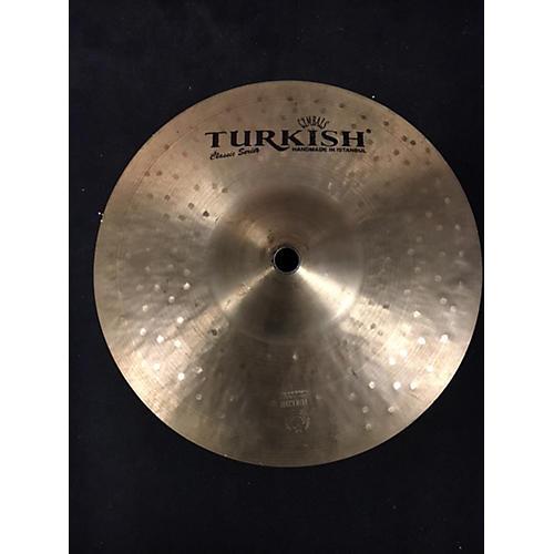 Turkish 9in Classic Series Splash Cymbal