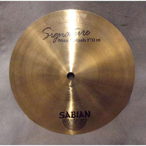 Sabian 9in Mike Portnoy Signature Max Splash Cymbal