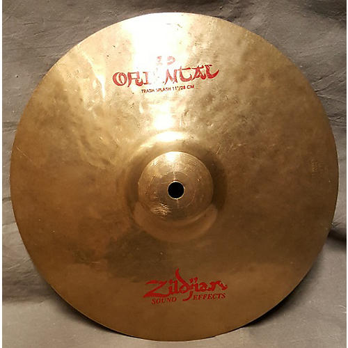 Zildjian 9in Oriental Trash Splash Cymbal-thumbnail