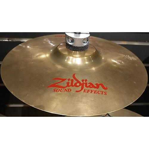 Zildjian 9in Oriental Trash Splash Cymbal