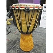 Miscellaneous 9in Rope Tuned Djembe