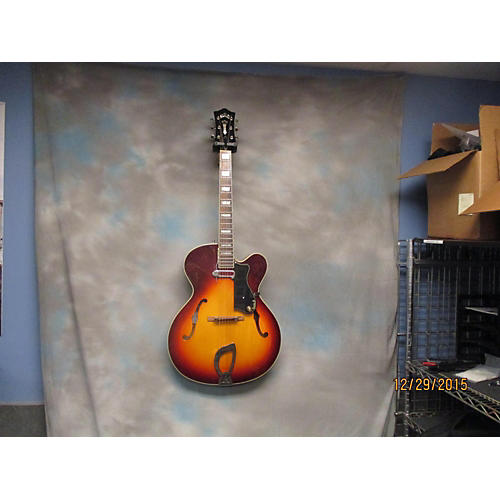 Guild A-150 Hollow Body Electric Guitar
