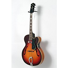Guild A-150 Savoy Hollowbody Archtop Electric Guitar Level 2 Antique Burst 190839060310