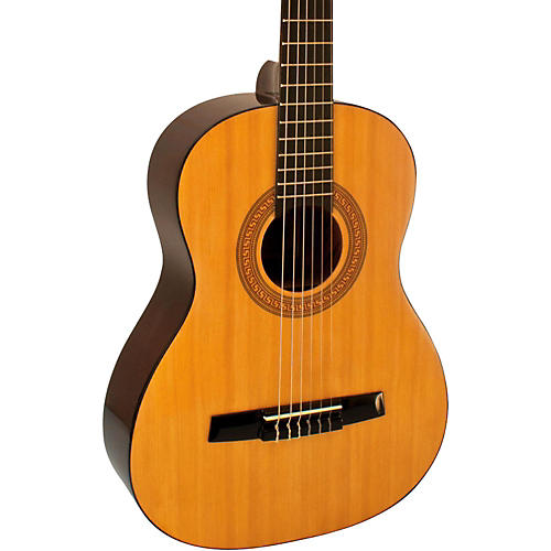 Hohner A+ 3/4 Size Nylon String Acoustic Guitar Natural