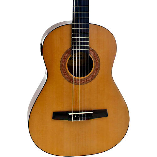 Hohner A+ 3/4 Size Nylon String Acoustic Guitar with Tuner