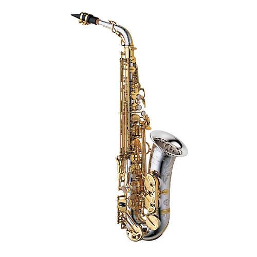 Yanagisawa A-9937 Silver Series Profesional Alto Saxophone
