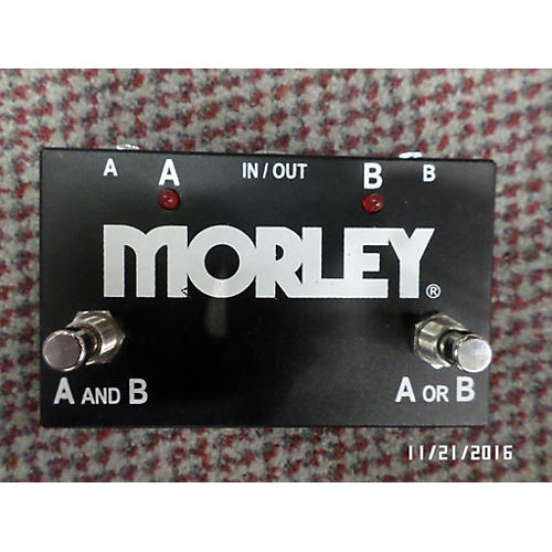 Morley A/B Switch Pedal