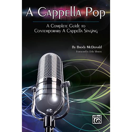 Alfred A Cappella Pop Book-thumbnail