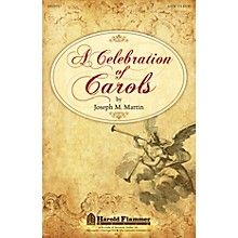 Shawnee Press A Celebration of Carols ORCHESTRA ACCOMPANIMENT Composed by Joseph Martin