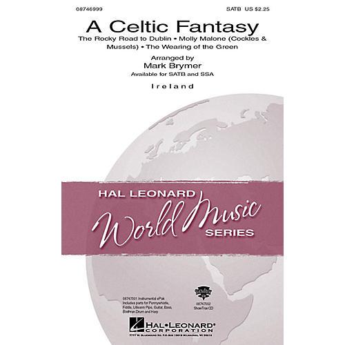 Hal Leonard A Celtic Fantasy ShowTrax CD Arranged by Mark Brymer