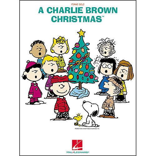 Hal Leonard A Charlie Brown Christmas-thumbnail
