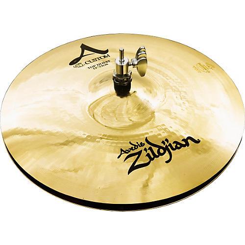 Zildjian A Custom / Z Combo Hi Hats 14 inch Pair