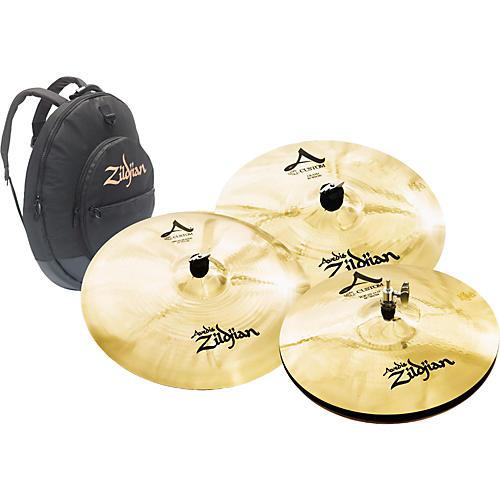 Zildjian A Custom 4-Piece Cymbal Pack