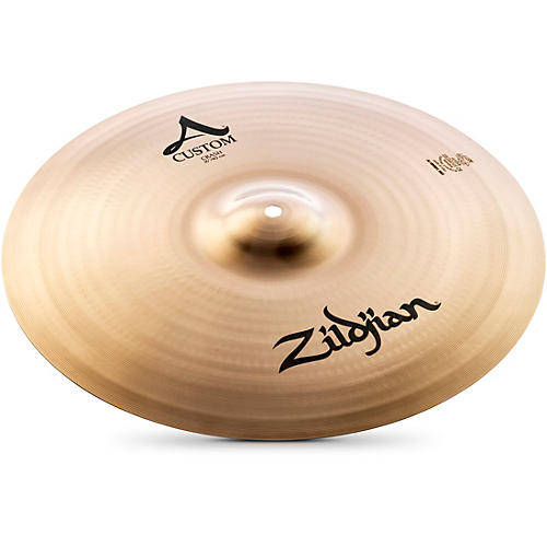 Zildjian A Custom Crash Cymbal  16 in.