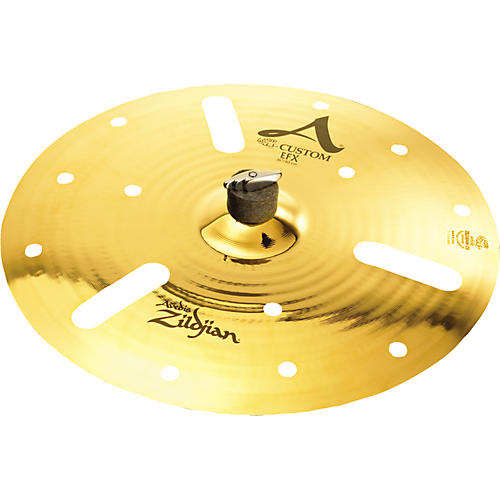 Zildjian A Custom EFX Crash Cymbal-thumbnail