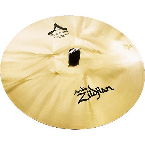 Zildjian A Custom Flat Top Ride Cymbal-thumbnail