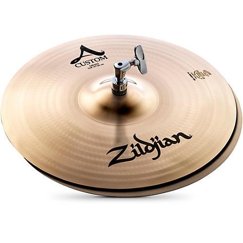 Zildjian A Custom Hi-Hat Pair-thumbnail
