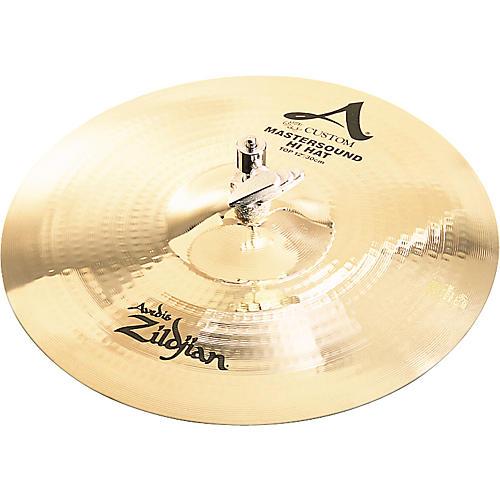 Zildjian A Custom Mastersound Hi-Hat Top  12 in.