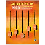 BELWIN A Decade of Pop Hits: 1960s Easy Piano Songbook