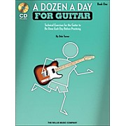 Willis Music A Dozen A Day for Guitar - Book 1 Book/CD Pack