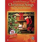 Hal Leonard A Family Treasury Of Christmas Songs Piano/Vocal/Guitar With Bonus CD