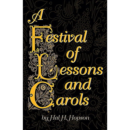 Alfred A Festival of Lessons and Carols SATB Choral Score-thumbnail