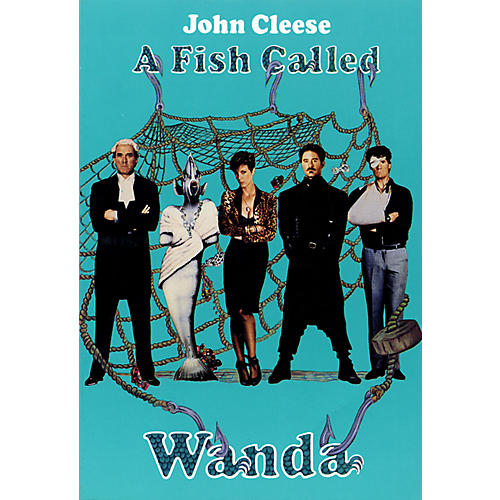 Applause Books A Fish Called Wanda (The Screenplay) Applause Books Series Softcover Written by John Cleese