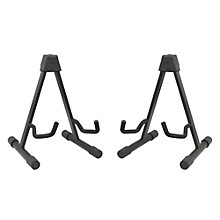 Musician's Gear A-Frame Acoustic Guitar Stand 2-Pack