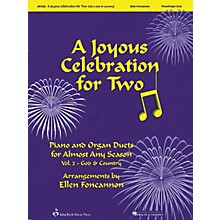 John Rich Music Press A Joyous Celebration for Two - Volume 2: God & Country (Piano & Organ Duets for Almost Any Season)