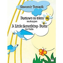 PWM A Little Something - Duets for Violin PWM Series Softcover